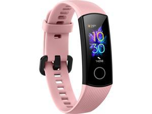 "Band 5 0.95"" Large AMOLED Colour Display Smart Fitness Bracelet 240*120 Pixel Adjustable Smart Timer Intelligent Sleep Data Real-time Heart Rate Monitoring 5ATM Waterproof Bluetooth 4.2 Smart"