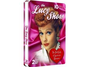 LUCY (1966-1967) (DVD/2 DISCS/TIN BOX/10 EPISODES)            NLA
