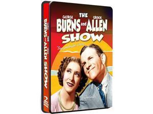 GEORGE BURNS & GRACIE ALLEN SHOW (DVD) (10EPS/2DVD TIN)       NLA
