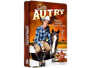 GENE AUTRY (DVD) (2DVD TIN)-NLA