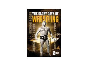 GLORY DAYS OF WRESTLING (DVD) (2DVD TINS)-NLA!