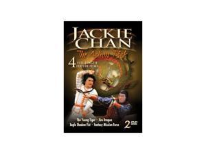 JACKIE CHAN (DVD/2 DISCS/TIN BOX)                             NLA