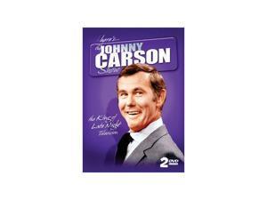 JOHNNY CARSON (DVD/2 DISCS/TIN BOX)-NLA