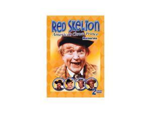 RED SKELTON RETURNS (DVD/2 DISCS/TIN BOX)                     NLA