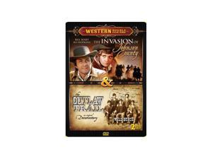 INVASION OF JOHNSON COUNTY/OUTLAW TRAIL DOCUMENTARY (DVD) (2DVNLA