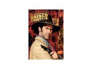 ADVENTURES OF BRISCO COUNTY JR-COMPLETE SERIES (DVD/8 DISC/P&S)