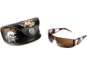 EHS-026 Rabbit Sunglasses - Cocoa