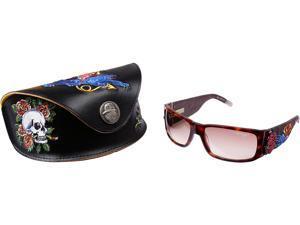 Ed Hardy EHS Tiger Head Men's Sunglasses