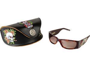 ED HARDY EHS-015 Death Is Certain Sunglasses - Tort