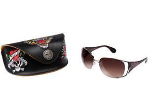 Ed Hardy Mum Lola Tortoise Sunglasses
