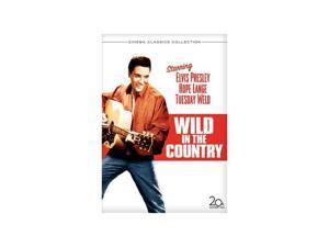 Wild In The Country Elvis Presley, Hope Lange, Tuesday Weld, Millie Perkins, Rafer Johnson, John Ireland, Gary Lockwood, William Mims, Raymond Greenleaf, Christina Crawford