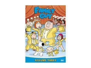 BUENA VISTA HOME VIDEO FAMILY GUY-V03 (DVD/3 DISC/FS-1.33/ENG-FR-SP SUB/VIVA PKG) D2263717D