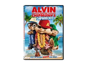 ALVIN & THE CHIPMUNKS 3-CHIPWRECKED (DVD/WS-1.85/ENG-FR-SP SUB/SAC)