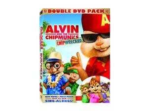 Alvin & the Chipmunks: Chipmunked / Island Adventure Sing-Along (Back-To-Back DVD)