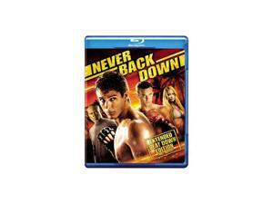 Never Back Down Sean Faris, Djimon Hounsou, Cam Gigandet, Amber Heard, Evan Peters, Wyatt Smith, Leslie Hope, Lauren Leech, Tilky Jones