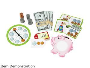 Learning Resources LER3219 Money Activity Set