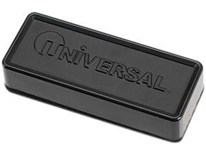 Universal 43663 Dry Erase Board Eraser  Synthetic Wool Felt  5w x 1 3/4d x 1h