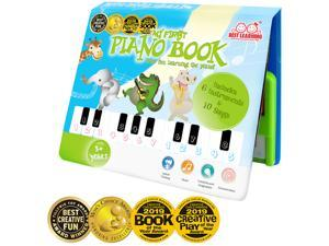 BEST LEARNING My First Piano Book - Educational Musical Toy for Toddlers