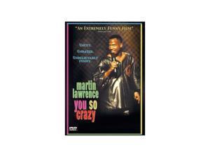 STUDIO DISTRIBUTION SERVI LAWRENCE MARTIN-YOU SO CRAZY (DVD/ST/BIOGRAPHY & FILMOGRAPHY/TRAILER) D91142D