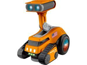 Contixo R5 Rob-E Electronic Robot PRL with Dances, Plays Music and Songs, Light Up Shine Eyes, Volume Adjust, Lifts and Rotates, Gift for Kids, Toddlers, Boys and Girls
