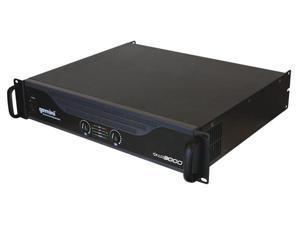 GEMINI XP-3000 1500W PRO POWER AMPLIFIER