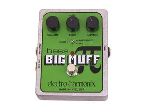 Electro-Harmonix Bass Big Muff Pi Fuzz Sustainer