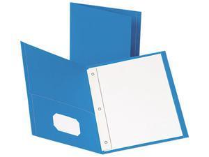 Universal Two-Pocket Portfolios w//Tang Fasteners 25//Box 11 x 8-1//2 Black