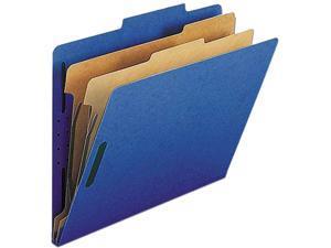 """Nature Saver Classification Folders 2""""Exp. 2 Dvdrs Letter 10/BX DBE SP17207"""