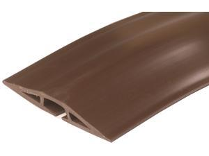 Wiremold CDB15 15' Brown Corduct® Cord Protector