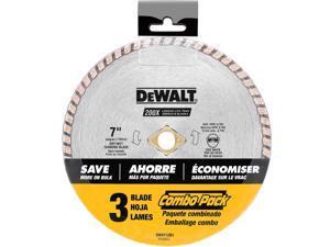 """Dewalt DW4712 7"""" Abrasive Masonry Circular Saw Blade"""