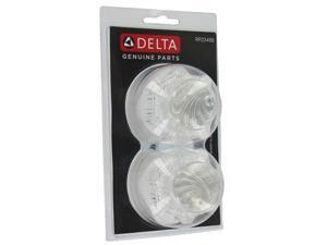 Delta Faucet Company RP23498 Replacement Knobs, Buttons & Screws For 2 Handle Faucets