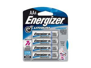 Energizer L91BP-4 4-pack AA Lithium AA Batteries
