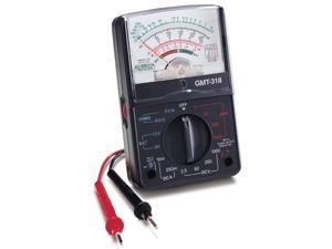 GB Gardner Bender GMT-318 14 Range Analog Multimeter