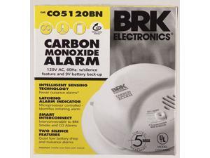 First Alert CO5120BN AC Powered Carbon Monoxide Alarm