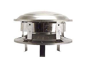 """Selkirk Metalbestos 6T-CT 6"""" Stainless Steel Round Top"""
