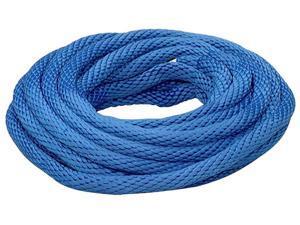 Lehigh Group NPP4100W-P Twist Nylon Rope 1//4 x 100