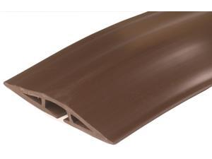 Wiremold CDB5 5' Brown Corduct® Cord Protector