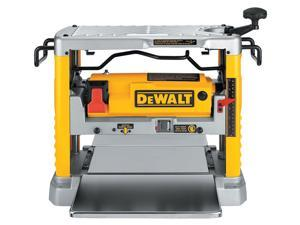 "Dewalt DW734 12-1/2"" Thickness 3 Knife Heavy-Duty Planer"