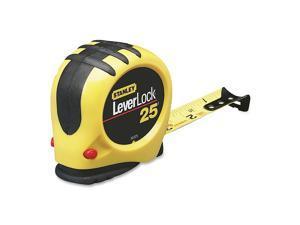 Stanley Hand Tools 30-825 25' LeverLock® Tape Measure