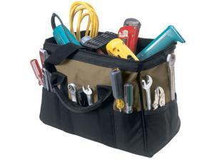 "CLC 1165 16"" Large 22 Pocket BigMouth® Tool Bag"