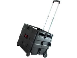 Elama Home Heavy Duty Carry All Easy Folding Cart