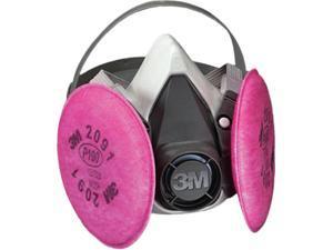Half Facepiece Respirator 6000 Series, Reusable