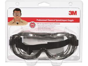 3M 91264H1DC Chemical Splash / Impact Goggles