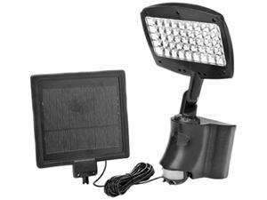 Coleman Cable 45 LED Motion Act.Solar Flood