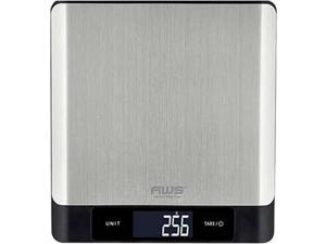 American Weigh Scales WIZARD-5KG Bluetooth Kitchen Scale with Application for IOS Andorid