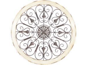 Cedar Crest 304974 Black Farmhouse Ornamental Metal Wall Decor