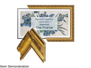 """Frame My TV Ornate Gold Frame for 43"""" Samsung """"The Frame"""" TV"""