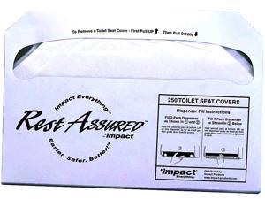 Impact Products 25184473 Rest Assured Seat Covers, 1/4 Fold RA-200-Q-I
