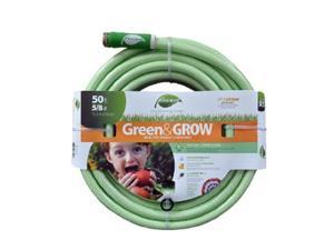 "Colorite/Swan ELGG58050 5/8"" x 50' Green Grow Eco Friendly Water Hose"