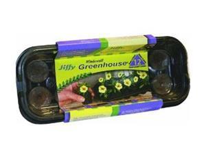 Jiffy Windowsill Greenhouse 12